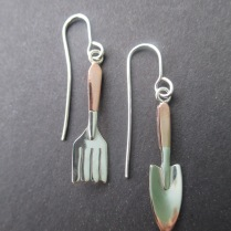 Sterling Silver & Copper - Made to order - $115