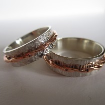 Sterling Silver & Copper - Priced from $135