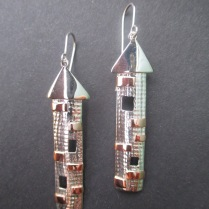 Sterling Silver & Copper - Made to order - $135